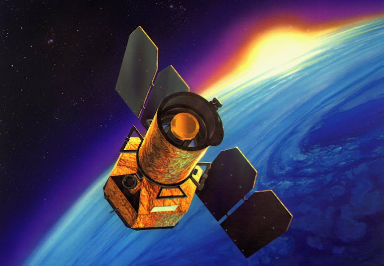 NASA's Galaxy Evolution Explorer