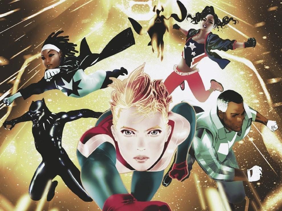 Supervillain Galactus Needs Hero Help in 'Ultimates 2'