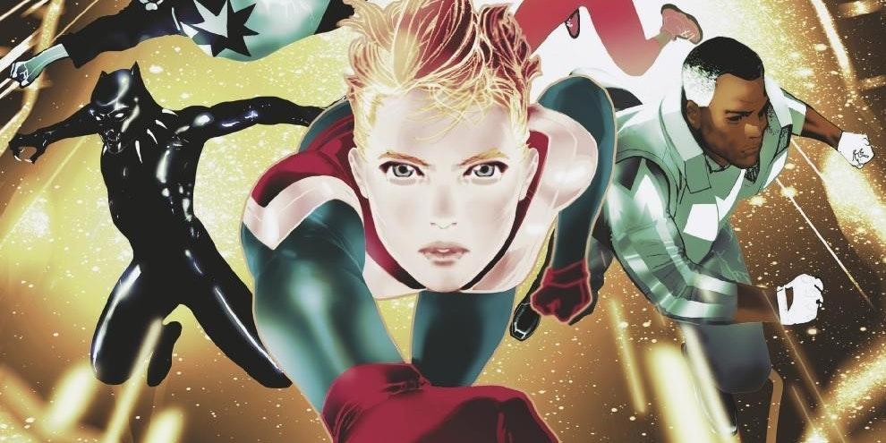 Marvel's Ultimates 2