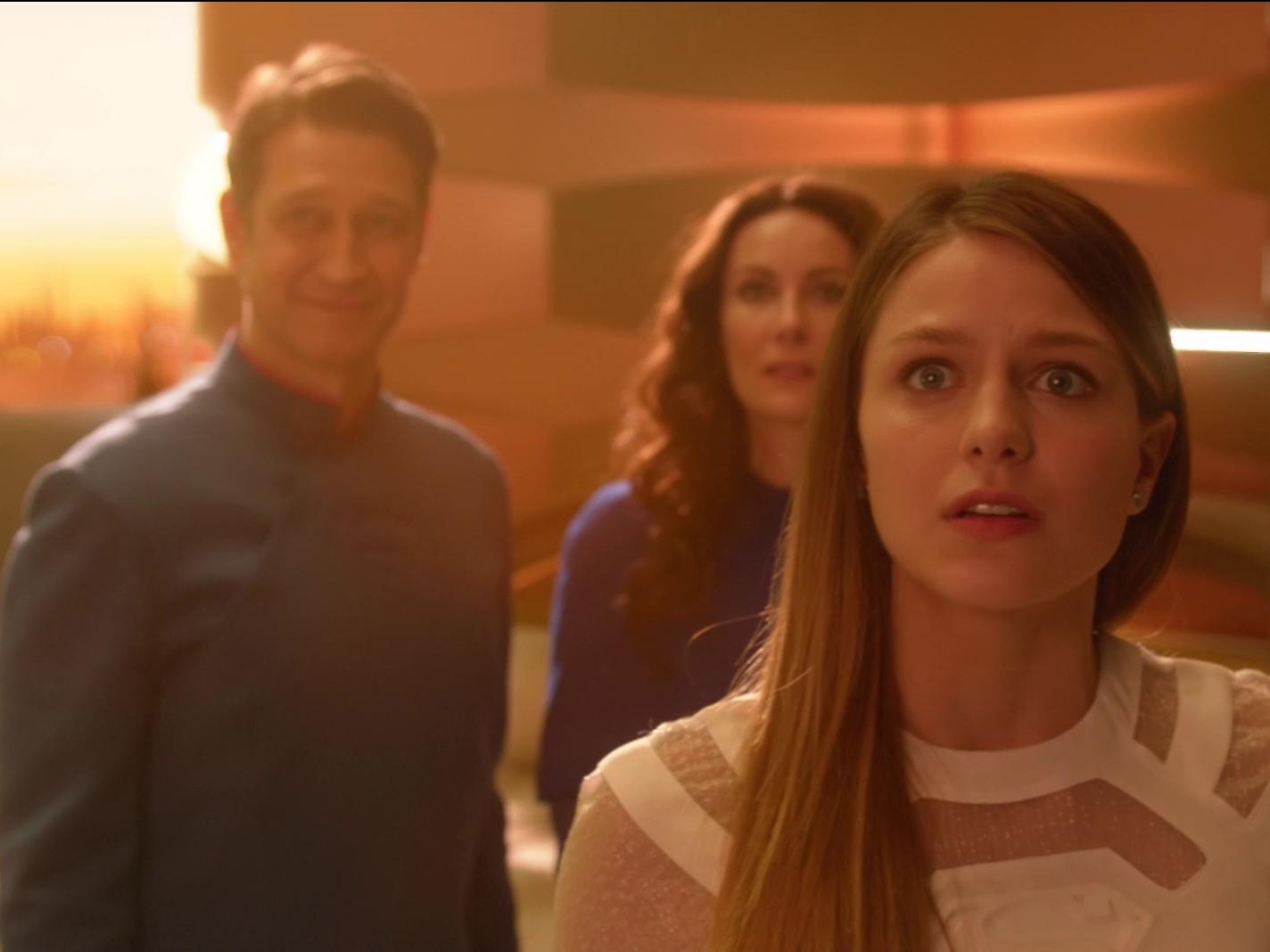 Supergirl's Dad Def Made the Anti-Dominator Virus on Krypton