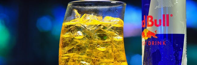 Red Bull vodka