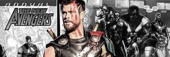 Thor Ragnarok Revengers
