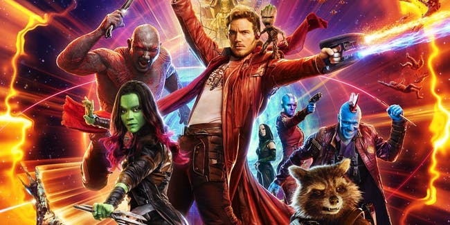 Guardians of the Galaxy Vol 2 Reviews