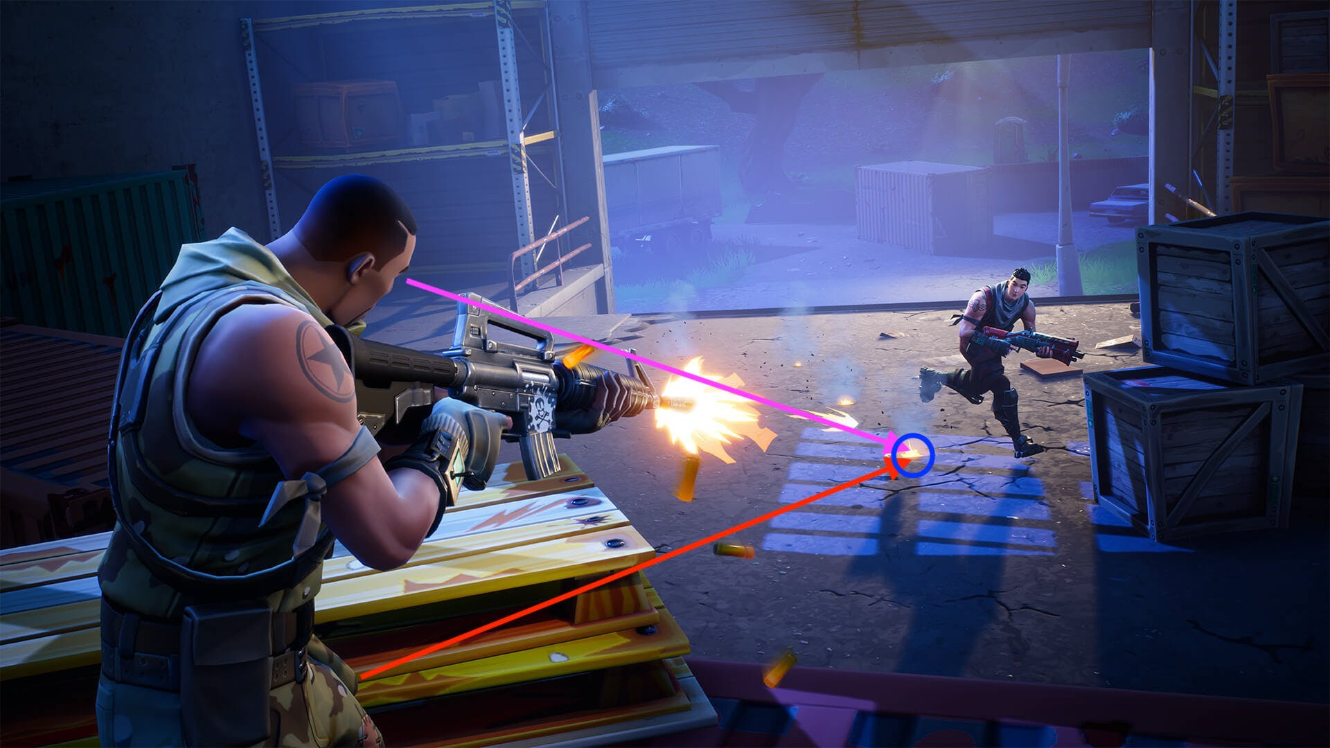 Fortnite Dick Bullets Make Players Feel Like They Re Getting