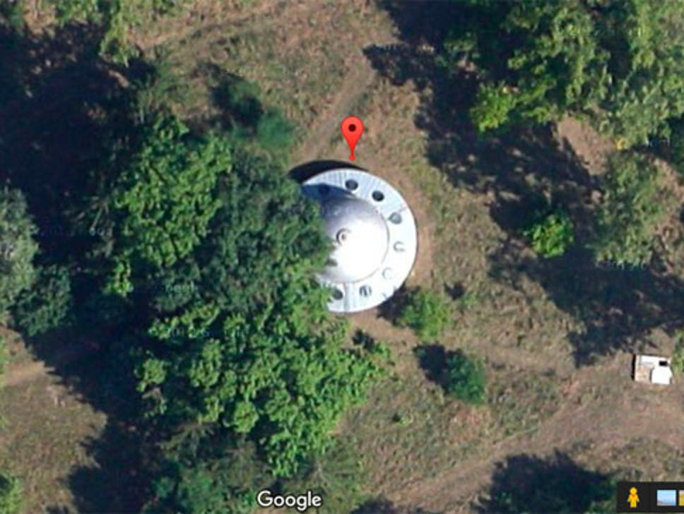 15 Google Maps Images That Seem to Freak People Out