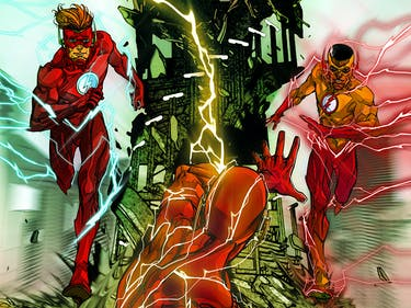 How the Flash Will Track Down the Watchmen in DC's Rebirth