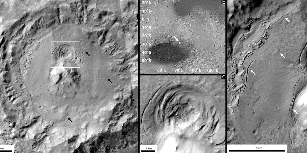 an experiment to find signs of ancient life on mars 10 newly uncovered facts about mars an ongoing experiment that will look into the search for signs of ancient life 1 mars had more.