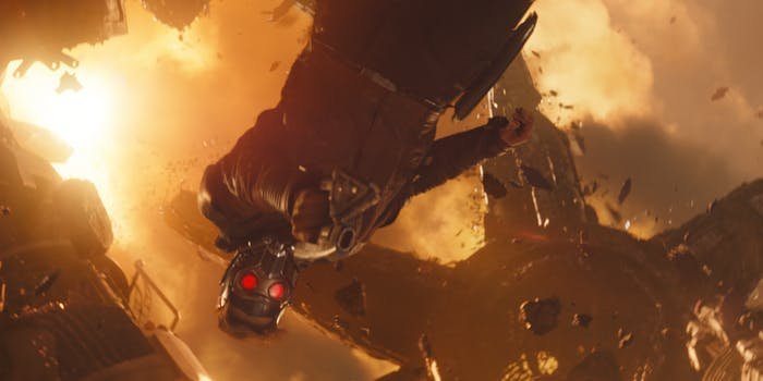 Chris Pratt Defends Star Lord