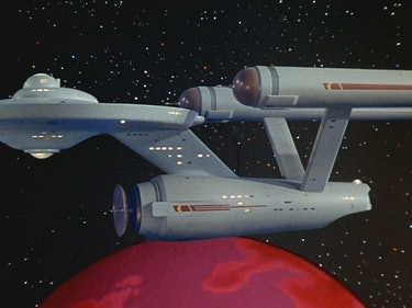 You've Only Ever Seen One Side of Enterprise From 'Star Trek'