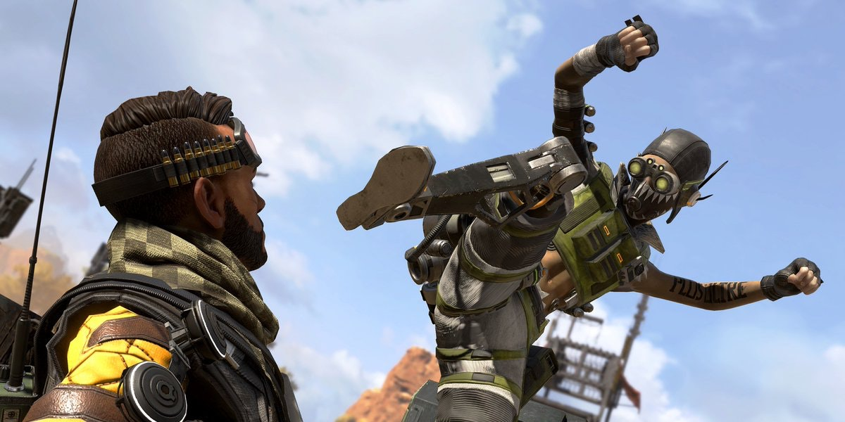 'Apex Legends' Octane: Abilities and Guide to the New Character