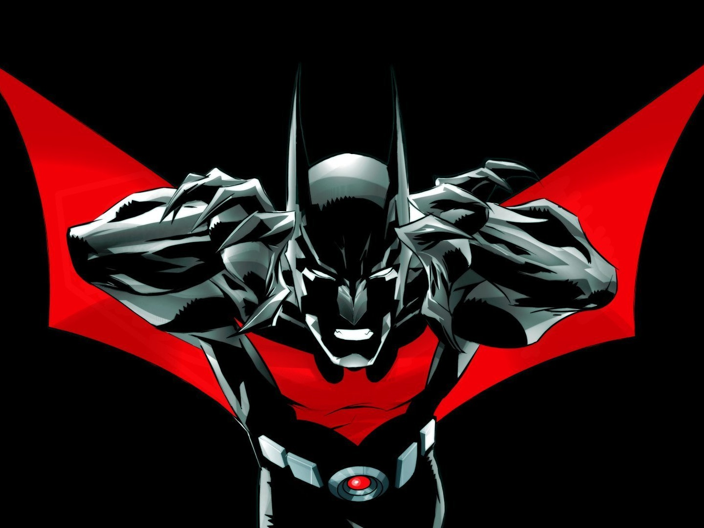 Could FOX's 'Gotham' Be A Prequel Series for 'Batman Beyond'?