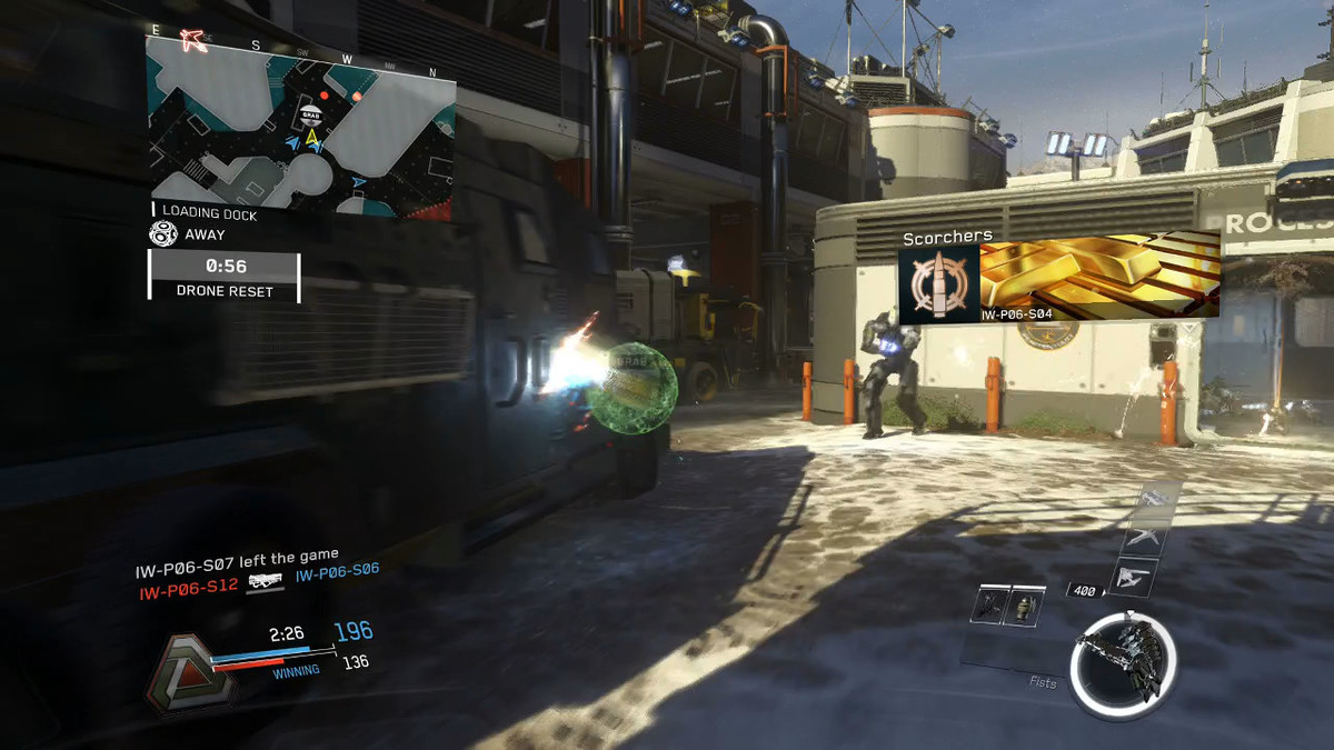 how to play multiplayer on infinite warfare