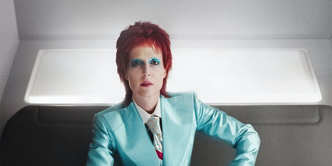 Media as David Bowie in 'American Gods'