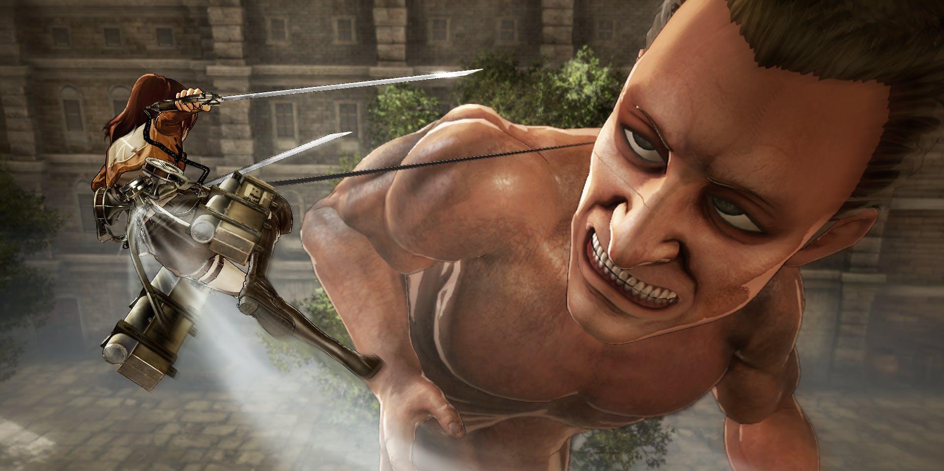 'Attack on Titan'