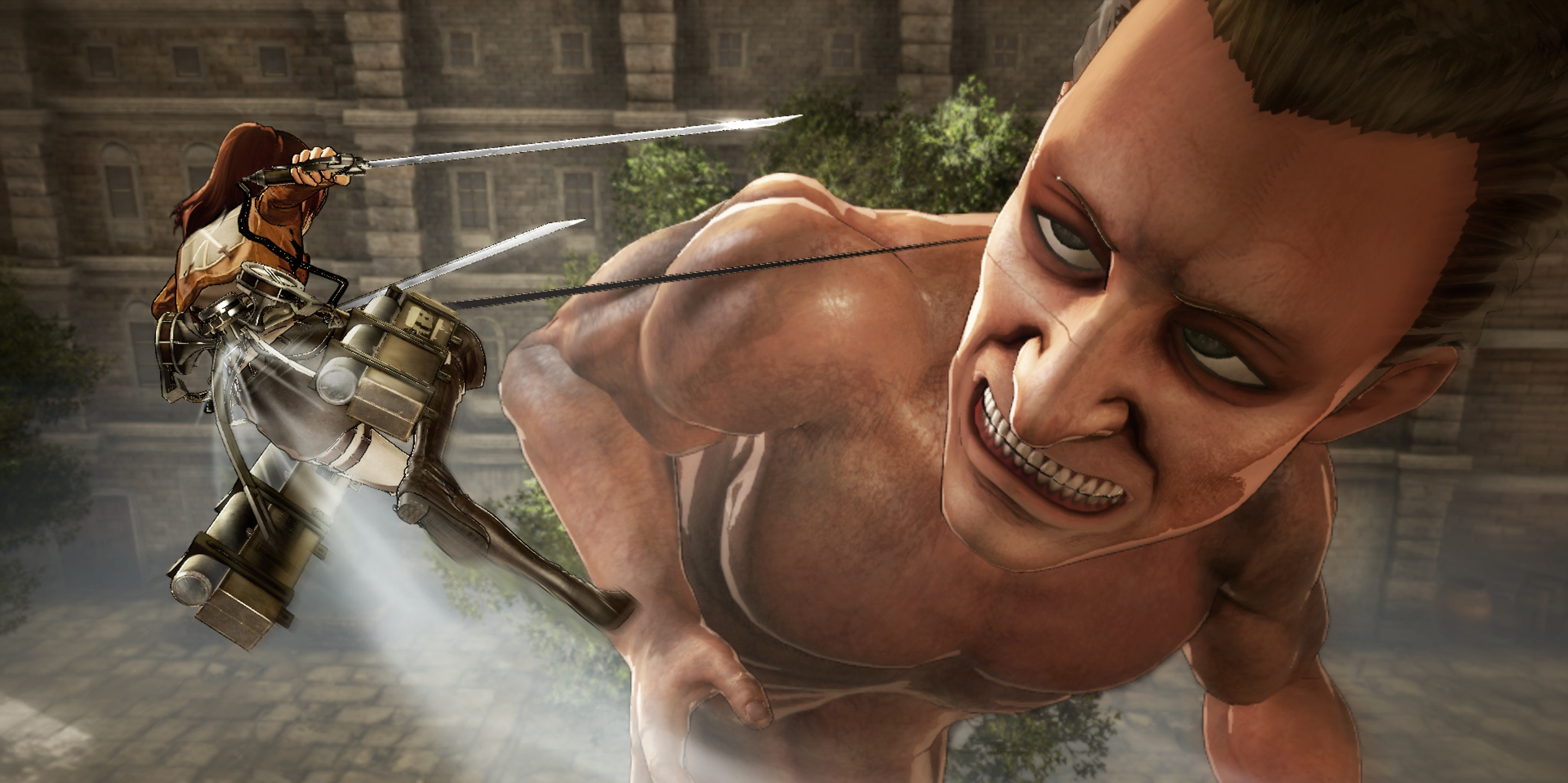 'Attack on Titan'