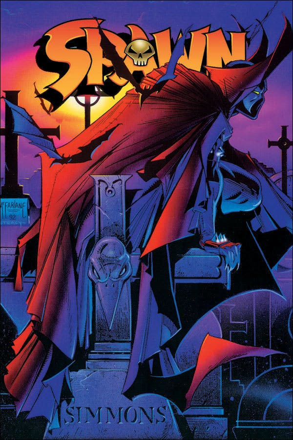 'Spawn' Issue 2, Image Comics