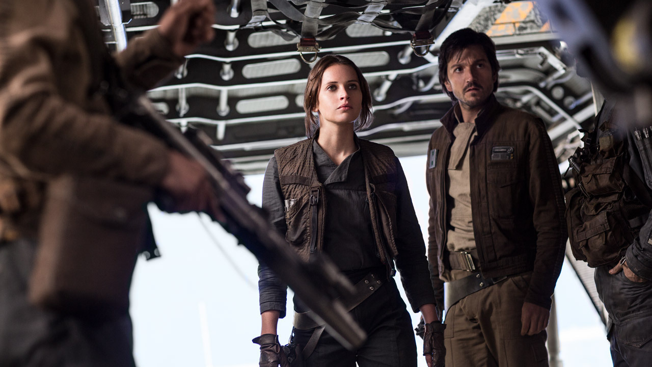 New trailer for highly anticipated Star Wars 'Rogue One' released