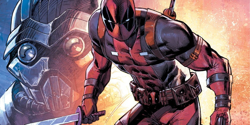 Rob Liefeld Is Making a New Standalone Deadpool Graphic Novel