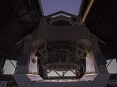 DARPA Hands Over Space Junk Telescope to Air Force