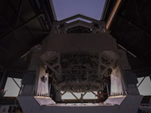 The Space Surveillance Telescope, our most valuable asset for tracking the growing problem of space junk.