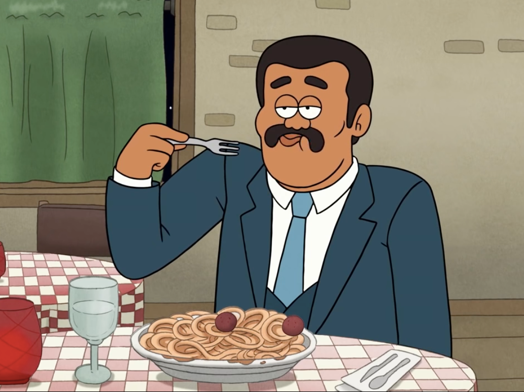 Neil deGrasse Tyson Ate Spaghettified 'Regular Show' Crew
