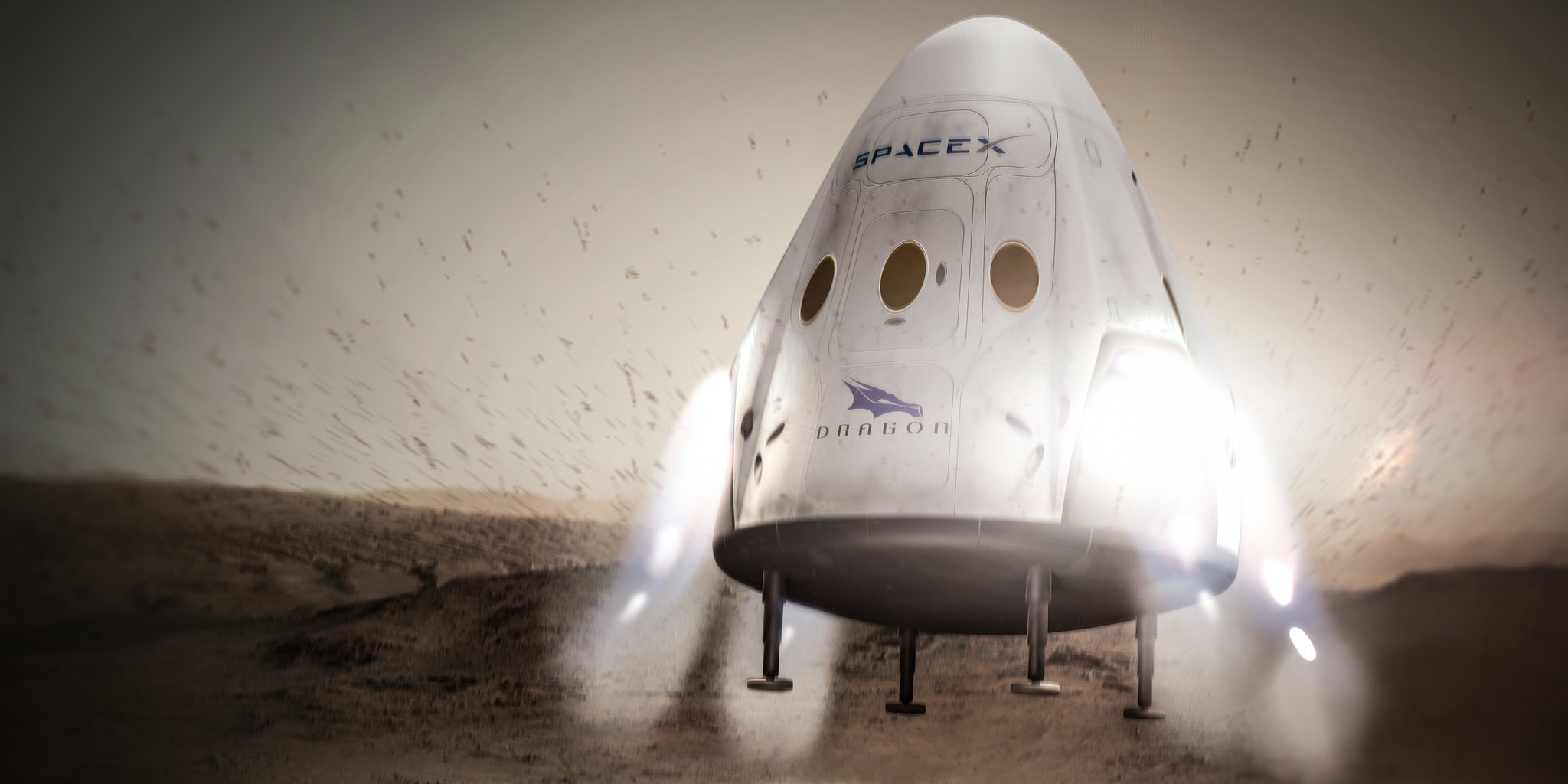 SpaceX Might Send Humans to Space Next Year