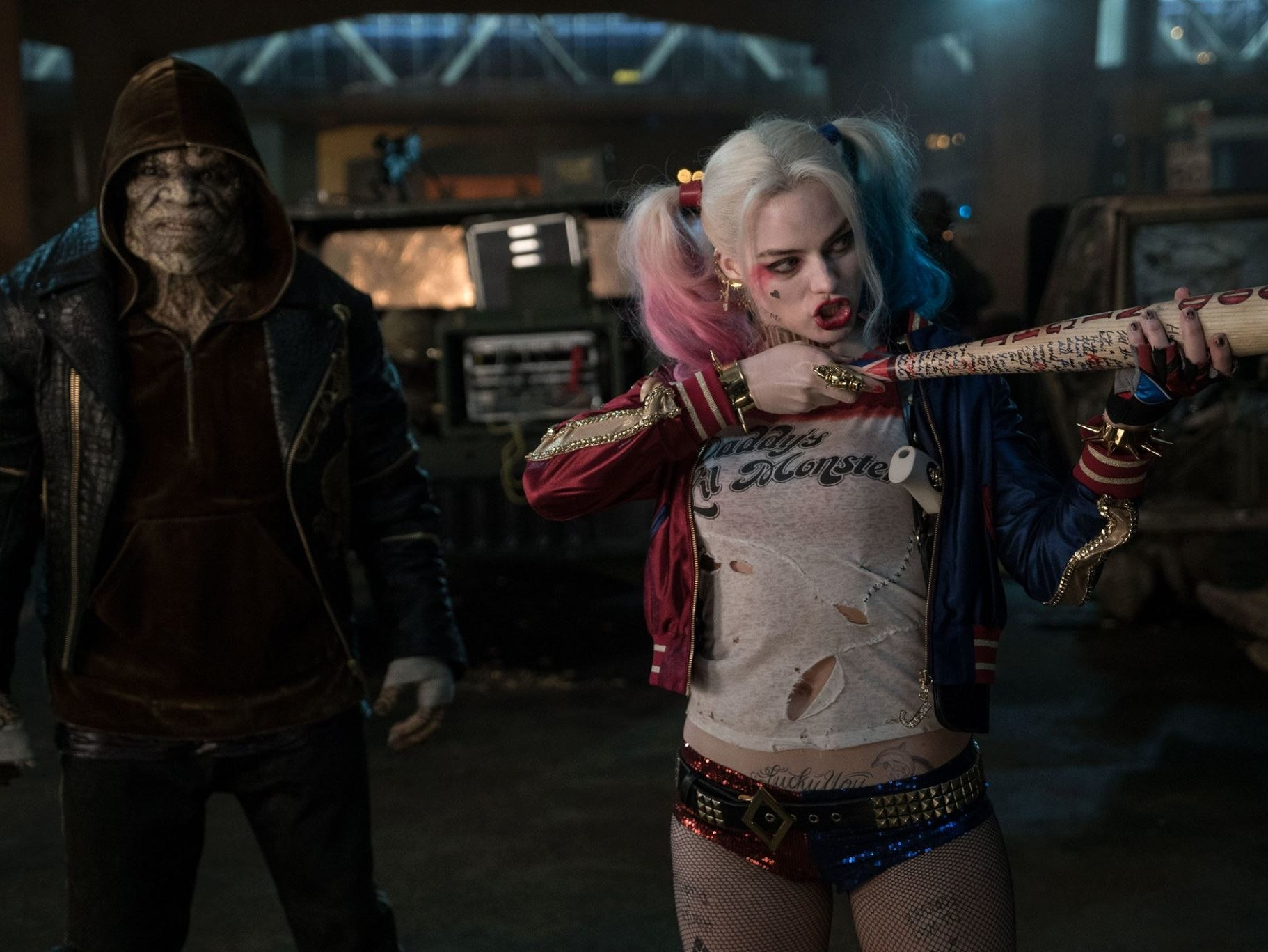 Harley Quinn Is Clearly Crazy. Can America Root for an Insane Woman?