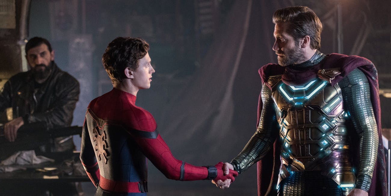 Mysterio' in Spider-Man: Far From Home