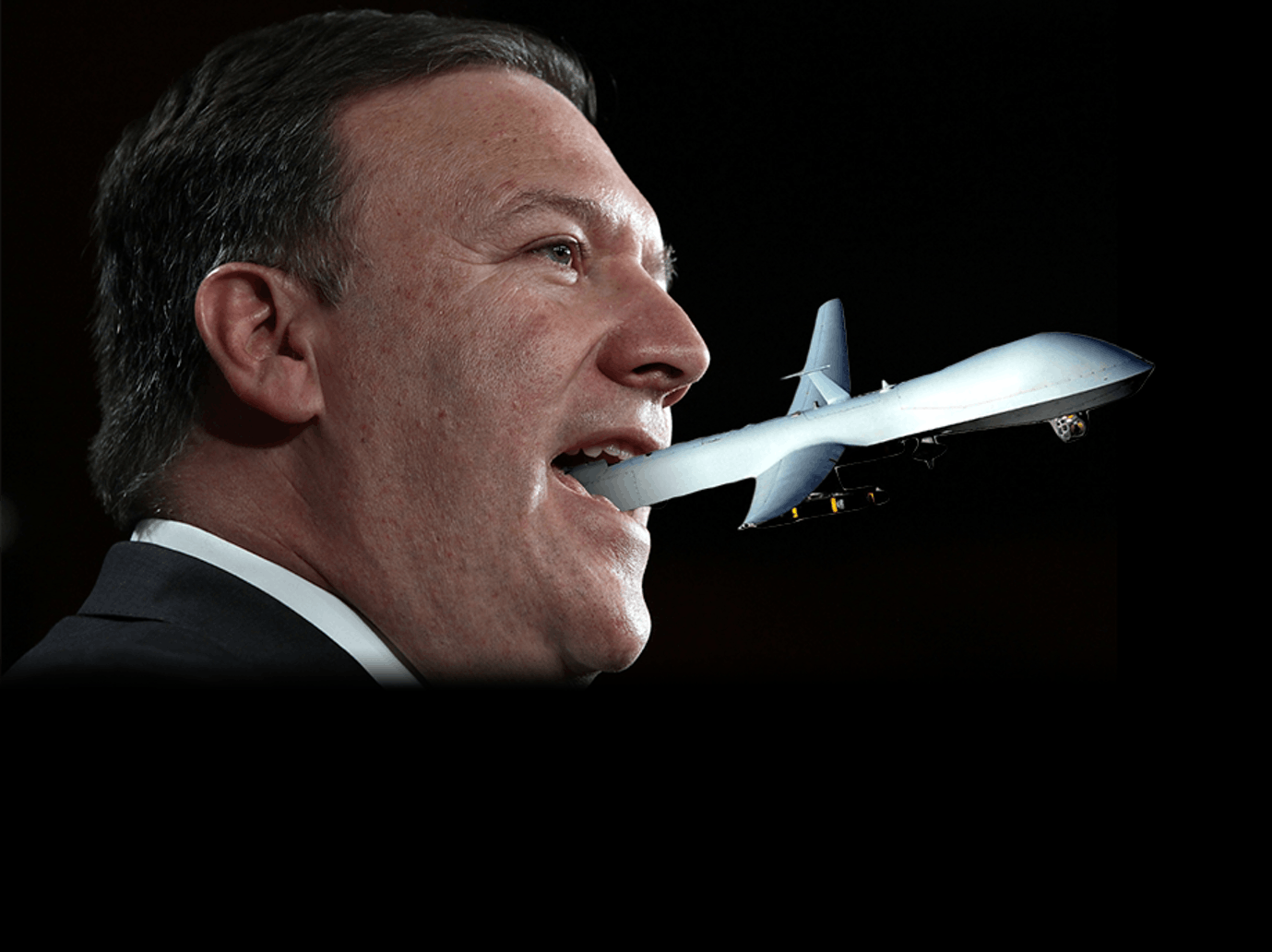 Mike Pompeo of Kansas could be Donald Trump's new CIA director, putting him in a great position to put his money where his mouth is and kill Edward Snowden.