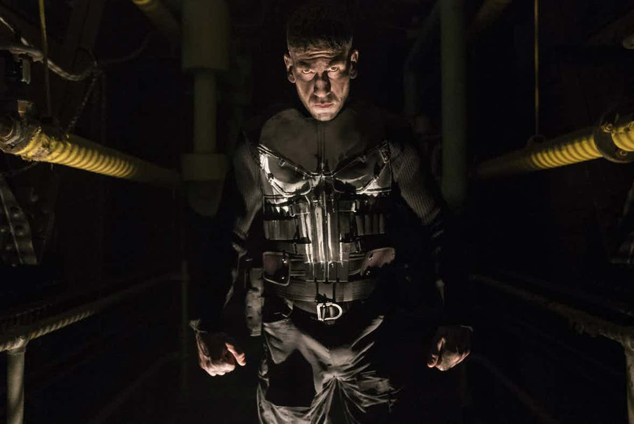 Jon Bernthal is 'The Punisher'.