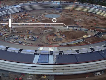 Here Are 4 New Things Added to Apple's Future Headquarters