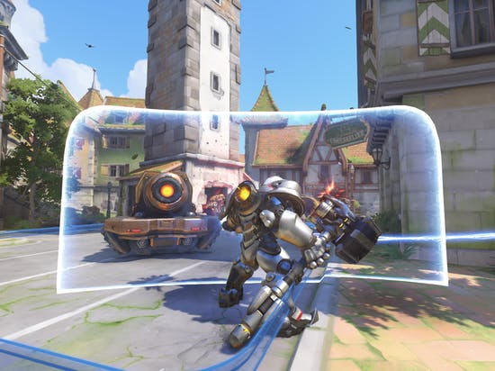The New 'Overwatch' Map Is All About Narrow Hallways