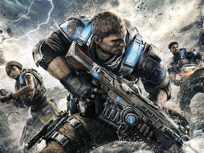 'Gears of War 4' Trailer Gave Disturbed Frontman Chills