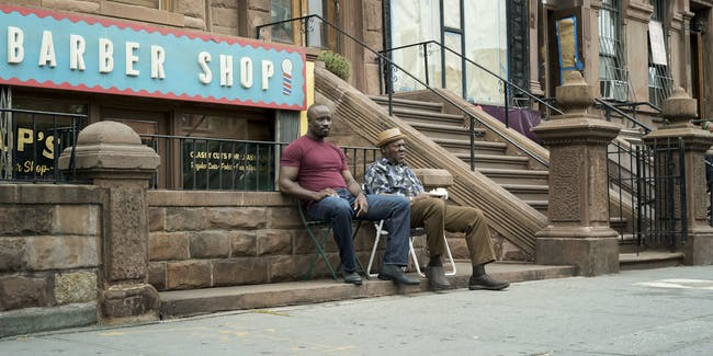 Marvel Luke Cage Netflix Mike Colter