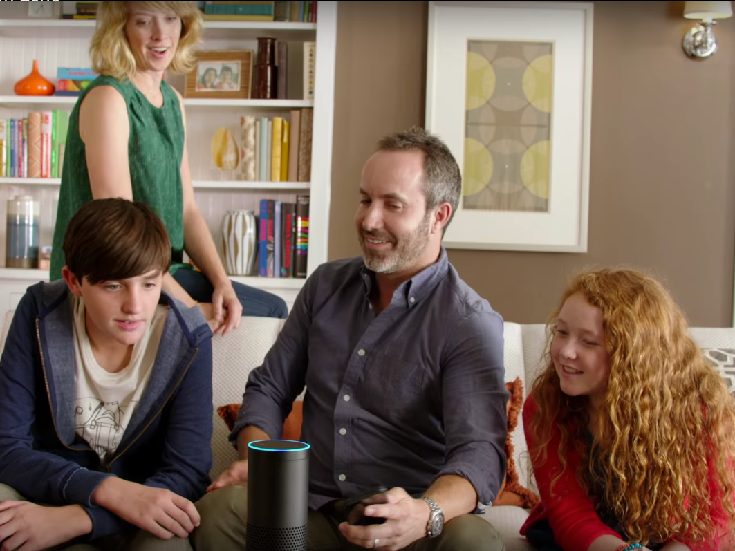 """Amazon Echo's """"Alexa"""" Is Now an Integral, Worrisome Part of the American Family"""
