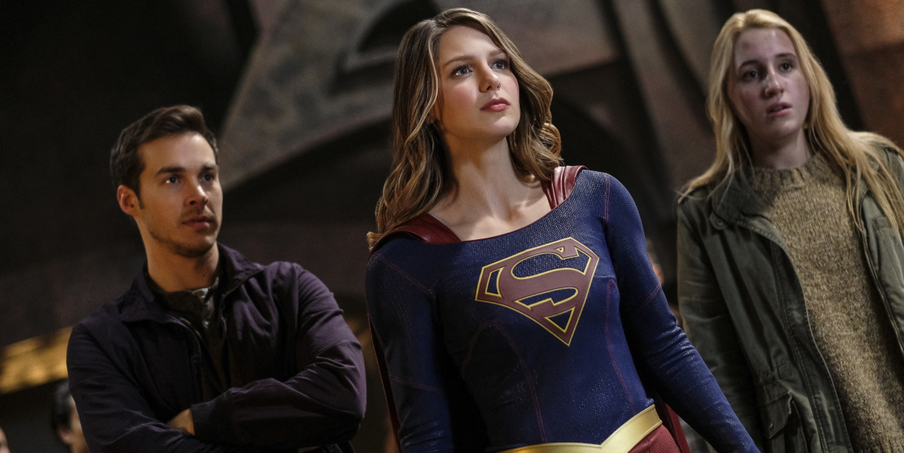 Sunny 'Supergirl' Is the Best DC Show to Launch Batman