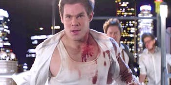 Netflix's 'Game Over, Man!' pays homage to 'Die Hard' with its newest trailer.