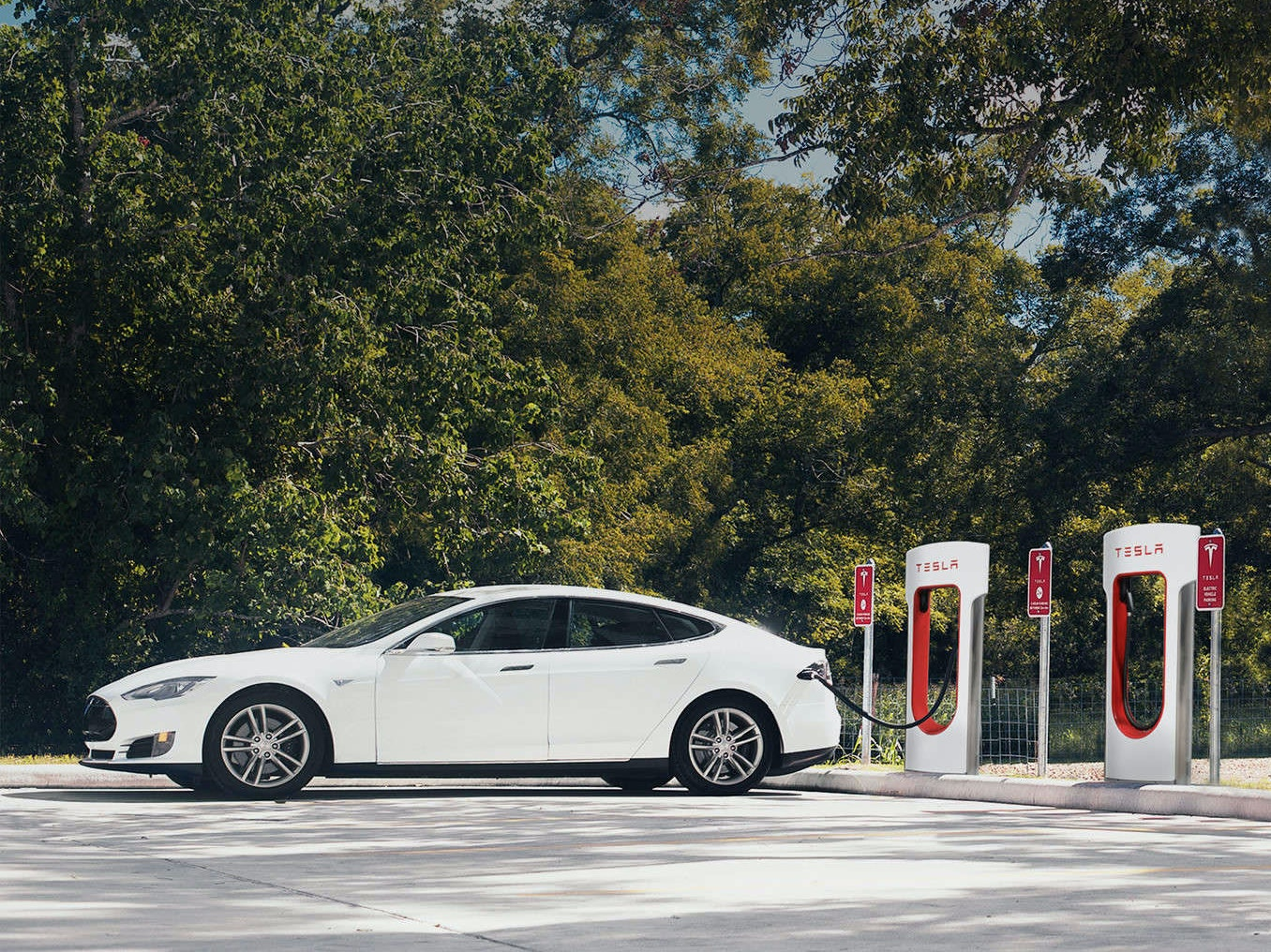 Supercharging Your Tesla Will No Longer Be Free