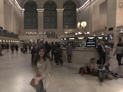 Facebook's 360-Degree Film from Grand Central Station is a Sentimental Wonder