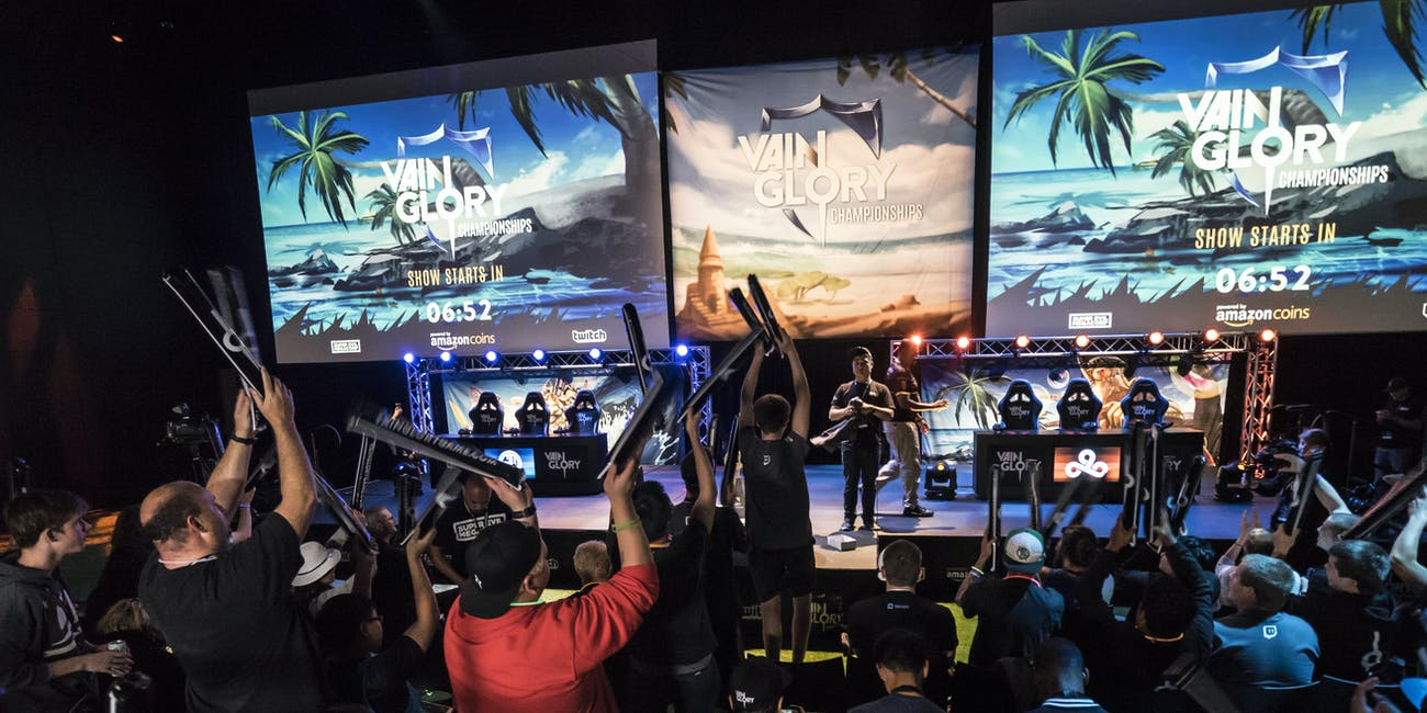 Being a Professional 'Vainglory' Player Isn't Easy | Inverse