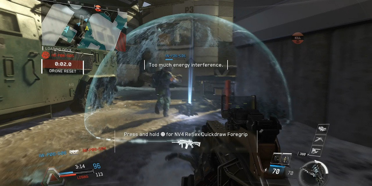 how to get scrp and keys in infinitr warfare