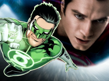 Henry Cavill Hints Green Lantern Will Be in 'Justice League'