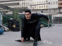 Black Suit Superman Arrowverse Elseworlds