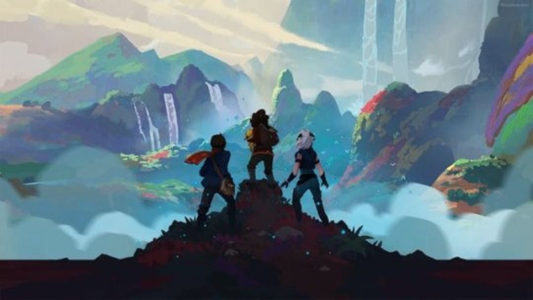 'The Dragon Prince'