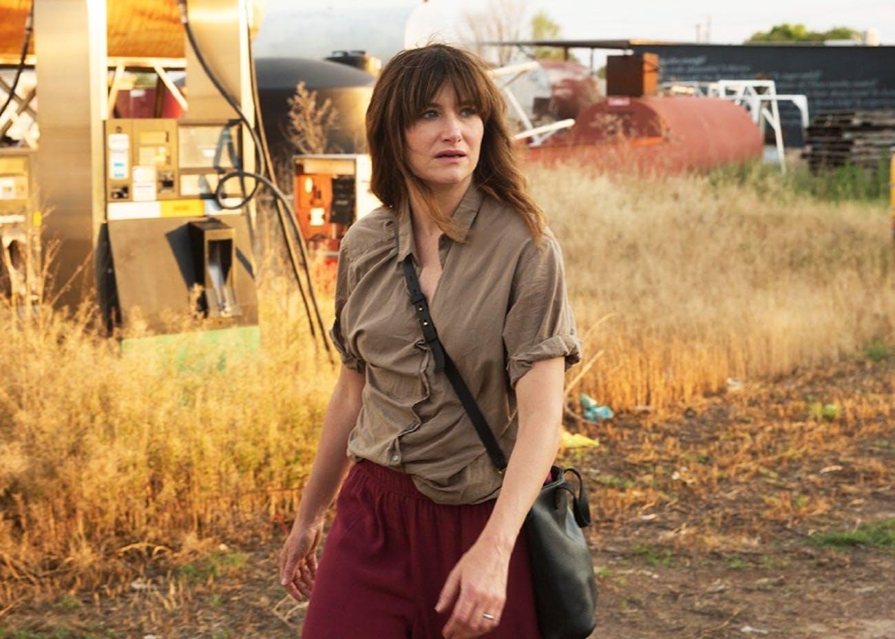 Kathryn Hahn as Chris in Amazon's 'I Love Dick'