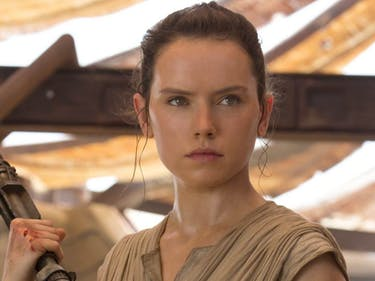 How to Make Rey's Staff From 'Star Wars: The Force Awakens'