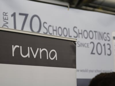 Ruvna Smartphone App Wants to Protect Schools in Shootings
