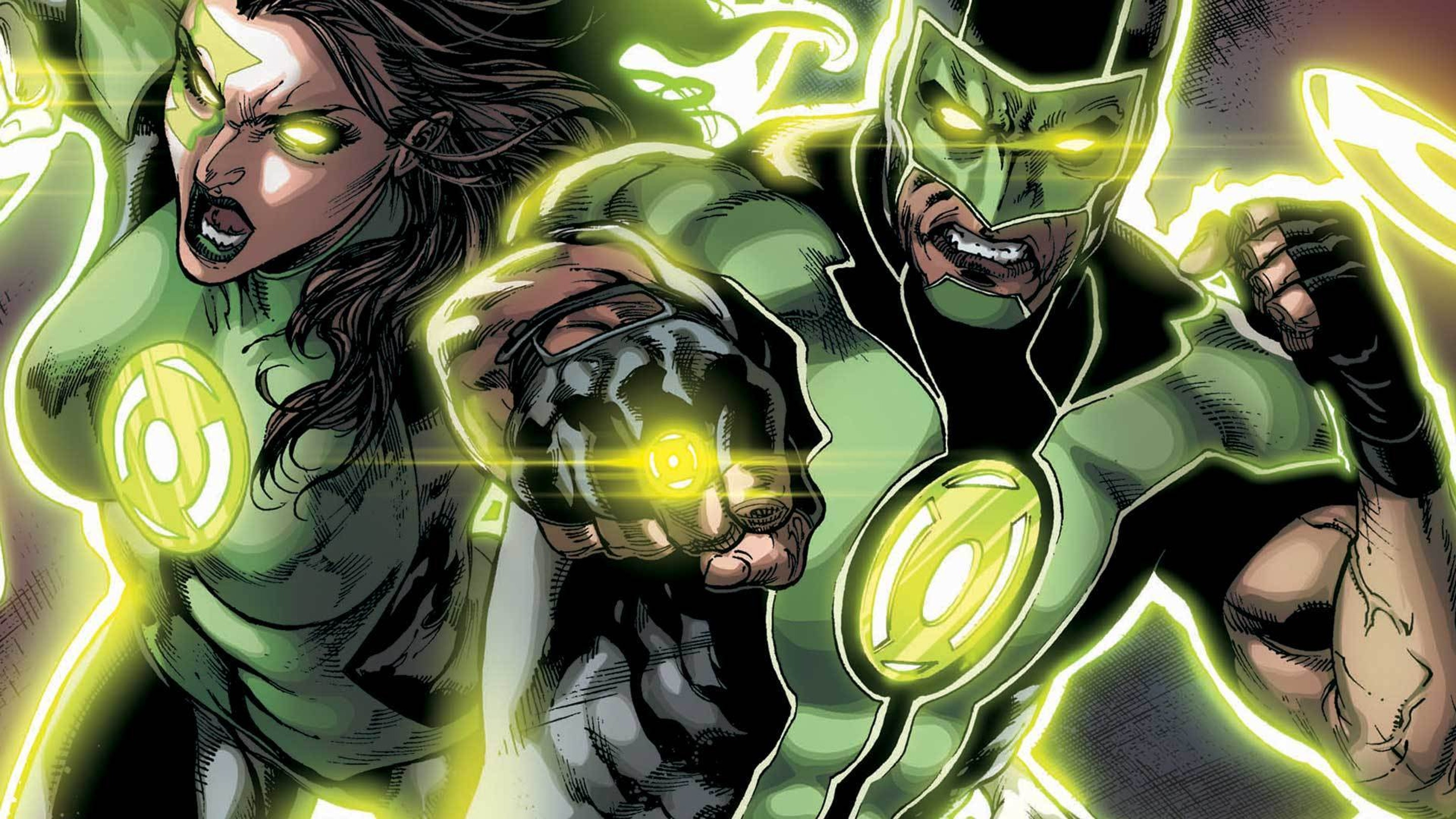 DC Green Lanterns