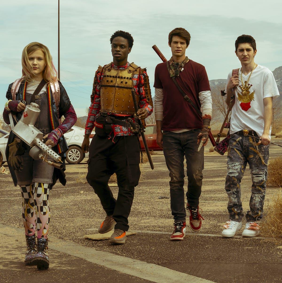 'Daybreak' Netflix Trailer Makes a Zombie Apocalypse Fun for High Schoolers