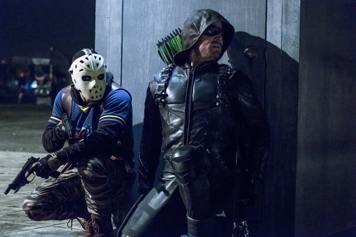 'Arrow' Recap: Prometheus Sends Oliver to his Breaking Point